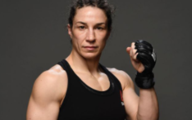 Sara McMann is the first woman to ever receive silver medal in Olympic.