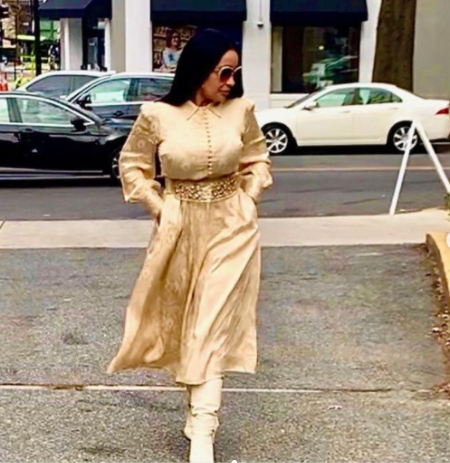 Monique Idlette Mosley, the Undercover Billionaire Entrepreneur.