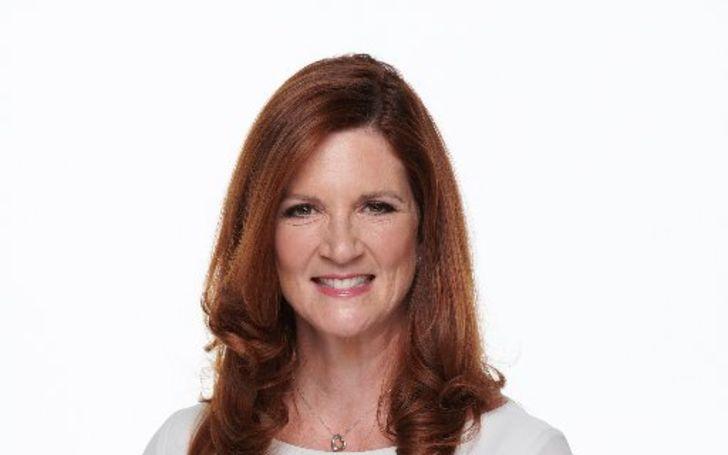 The Canadian anchor Lynn Colliar has a six-figure net worth.