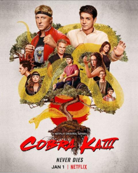 William Zabka's series Cobra Kai