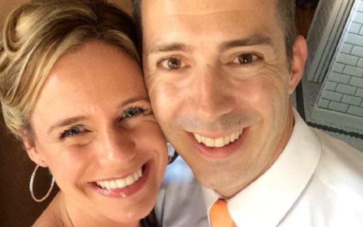 Jeremy Rytky is the ex husband of actress Andrea Barber