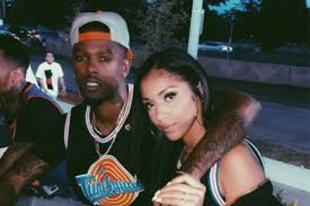 Daniel Gibson proudly shares pictures of his new boo on social media.