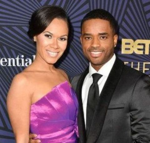 Tomasina Parrott (b. January 3, 1977) is married to Larenz Tate.