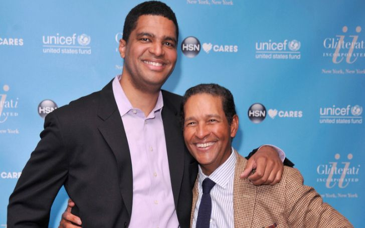 Bradley Christopher Gumbel is the son of American journalist Bryant GumbelBradley Christopher Gumbel