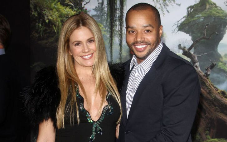 CaCee Cobb, the second wife of Adeosun Faison, an American actor, comedian, and voice actor, is millionaire.