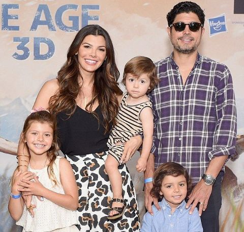 Ali Landry is living her peaceful married life with her husband, Alejandro Gomez Monteverde and there three children.