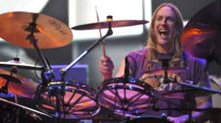 Danny Carey makes millions from his job as musician and songwriter.