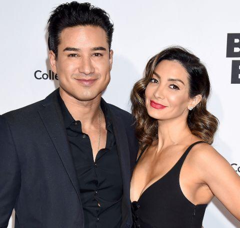 Courtney Mazza husband Mario Lopez is a millionaire.
