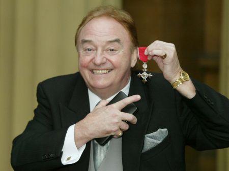 Gerry Marsden was awarded an MBE in 2003.