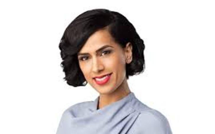 Sonia Beeksma works as a reporter at eTalk CTV.