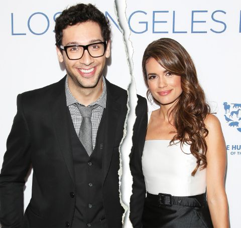 Rick Glassman once shared romantic relationship with Pretty Little Liars' Torrey DeVitto.