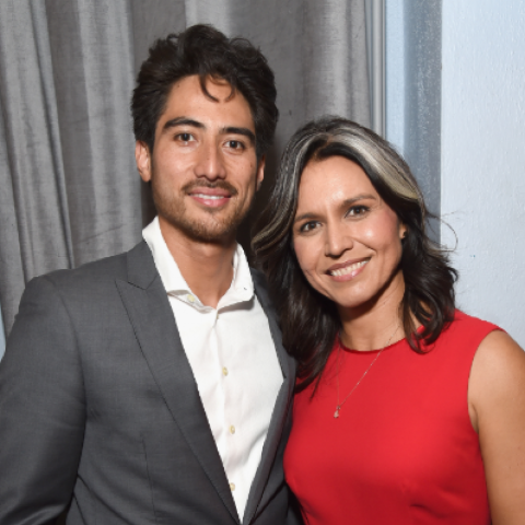 Tulsi Gabbard and her husband