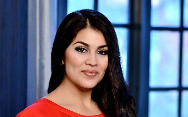 Good Morning Texas's host Alanna Sarabia is a millionaire.