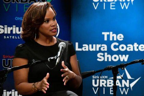 Laura Coates is the host of radio talk show SiriusXM