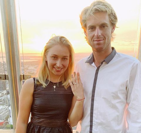 Those who keep themselves updated with Daria Gavrilova's Instagram posts might already know she's engaged.