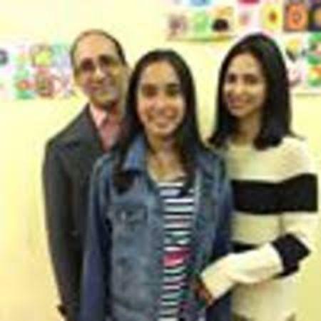 Aarti Mann married Purvesh in 2000s.