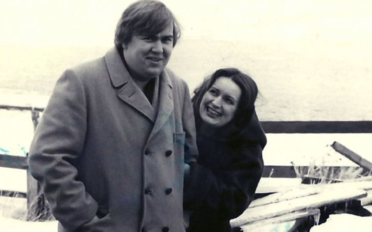 Rosemary Margaret Hobor is the wife of John Candy