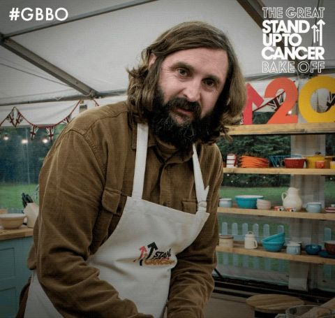 Petra Exton beau, Joe Wilkinson, is a British comic, actor, and writer.
