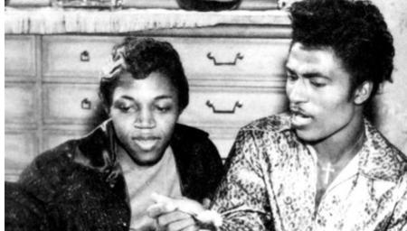Danny Jones Penniman's parents married on July 12, 1959.