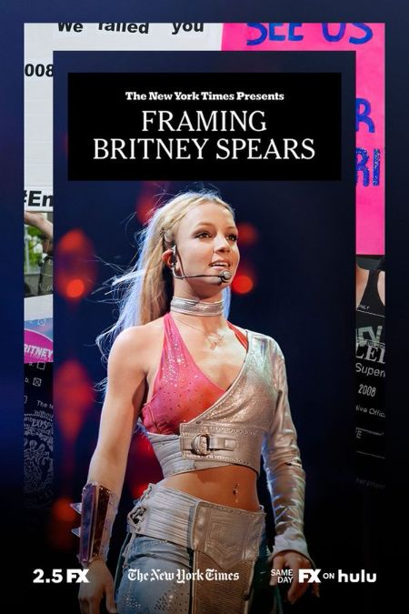 Framing Britney Spears was released in February 2021