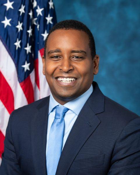 Joe Neguse is Colorado's first congressman of recent African descent.