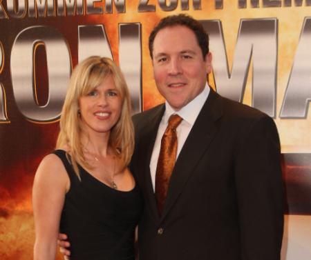 Joya Tillem is married to husband Jon favreau since 2000s.