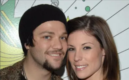 Missy and Bam Margera were high school sweethearts.