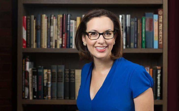 Sarah Isgur, CNN political editor is a millionaire.