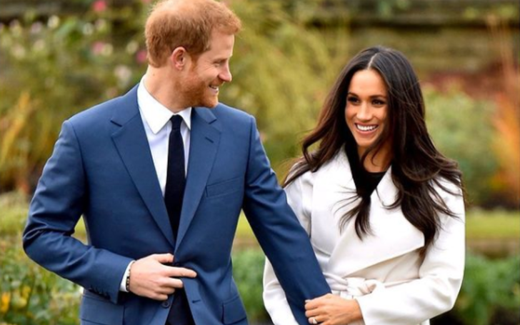 Prince Harry and Meghan Markle To Appear in Ophrah's Show for New Primetime Special