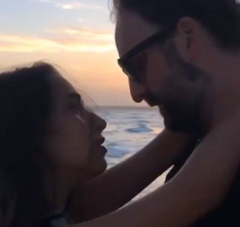 Eric Wareheim was once married to his ex, Chloe Wise.