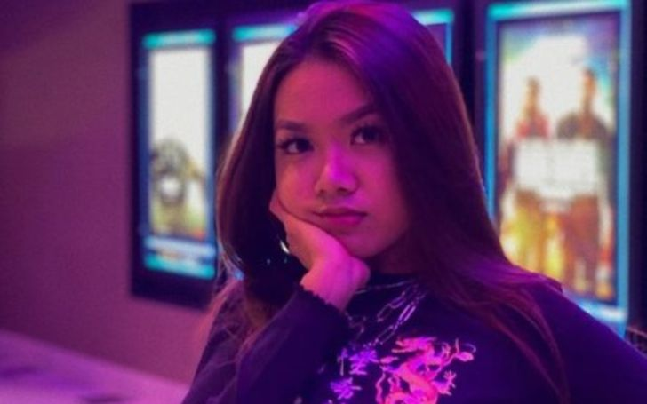 Zahra Faiha, who belongs to an Indonesian nationality, is a 21-year-old young social media influencer.