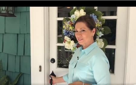 Valerie Par Hill took a little house tour on August 21, 2019.
