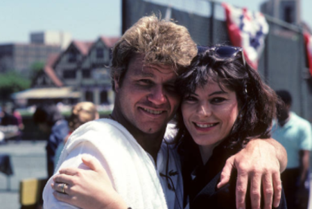Vivienne Kove married Martin Kove in 1981.