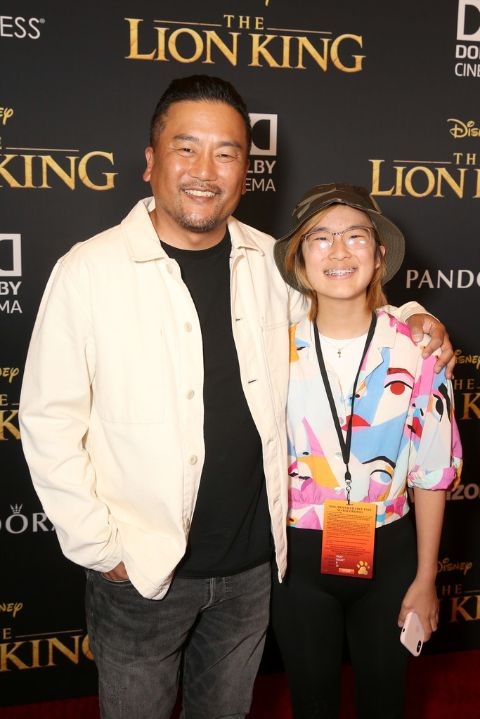 Kaelyn Choi and her father are millionaire