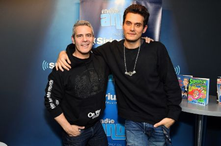 John Mayer on Andy Cohen's show