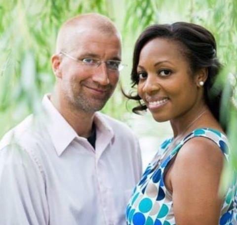 Kimberley Martin is happily married to her husband, Jeffery Roberts.
