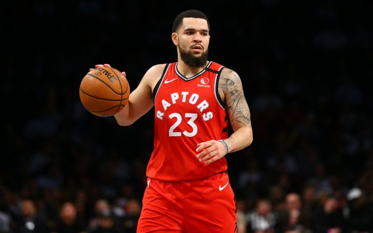Fred VanVleet is an NFL Player