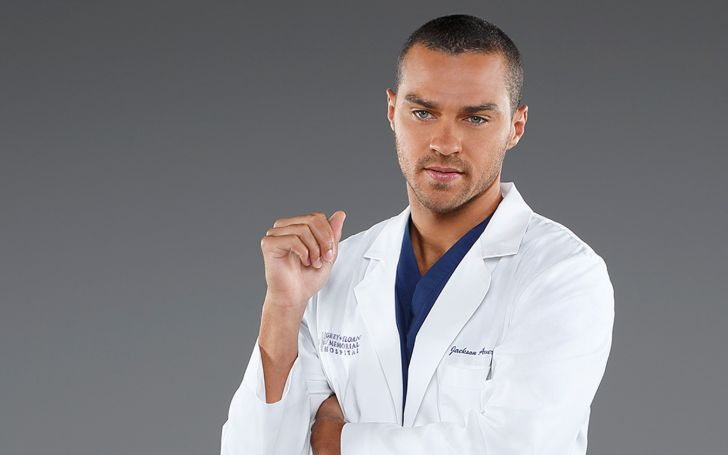 Jesse Williams talks about the ending of Greys Anatomy