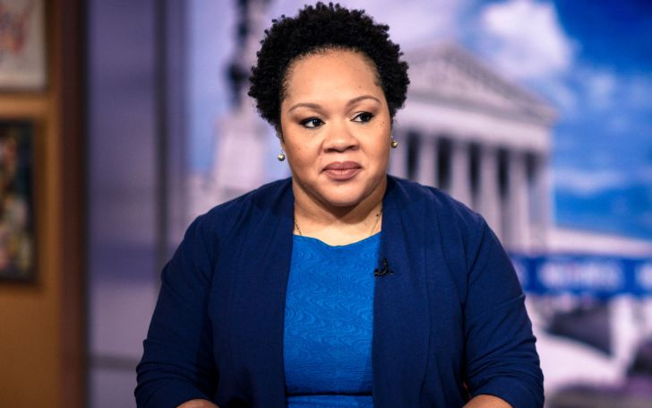 Yamiche Alcindor on 'Bringing the Hard Truth to America'