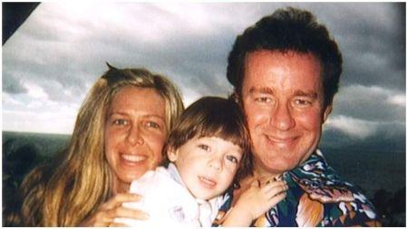 Sean Edward Hartman's parents were murdered in 1998.