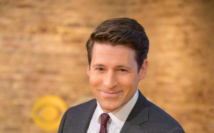 Tony Dokoupil is a CBS This Morning reporter