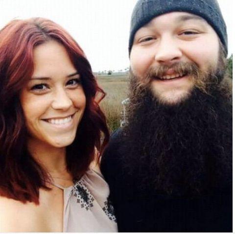 Samantha Rotunda and her ex Bray Wyatt