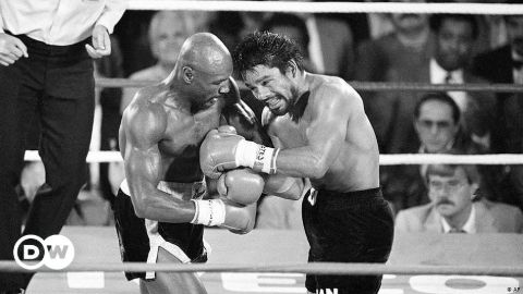 The Undisputed Middleweight Boxer Marvin Hagler Dies At 66