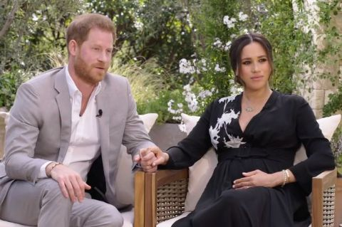 White House Thoughts About Meghan Markle and Prince Harry's Oprah Interview