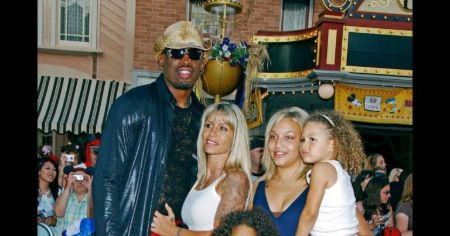 Annie Bakes was married to Dennis Rodman for a year.