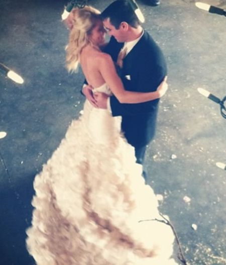Nathan Godwin and Britney Haynes are married for nine years.