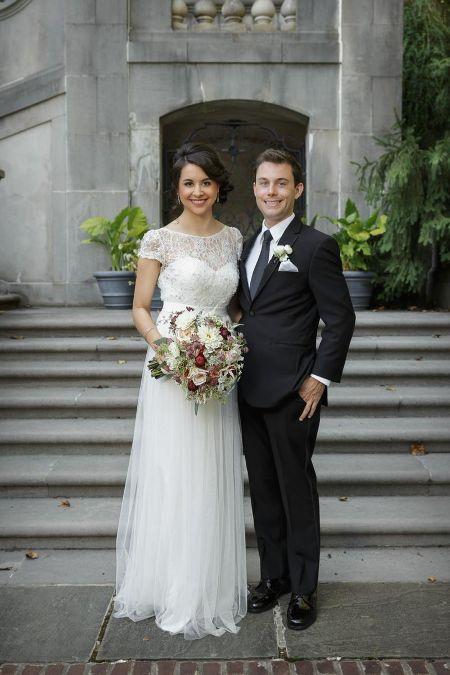 Jan Carabeo and Adamson recently celebrated 5th wedding anniversary.