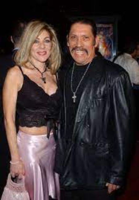 Danny Trejo divorced Debbie Shreve after 12 years of marriage,