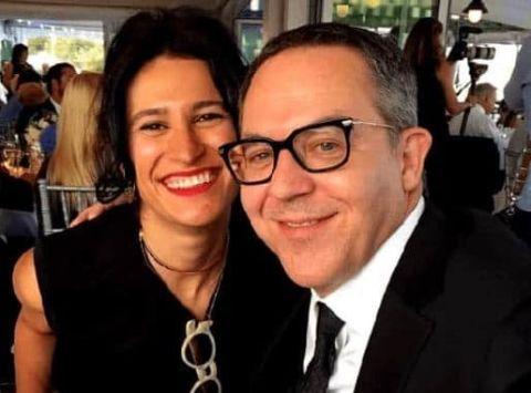 Greg Gutfeld's wife Elena Moussa