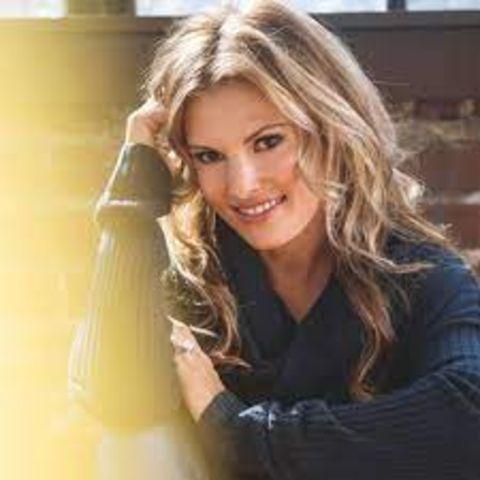 Heidi Strobel Hamels, ex-wife of Cole Hamels.